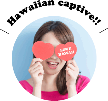 Hawaiian Captive!!